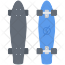 Long Board Icon
