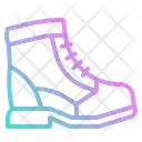Long Boot Icon