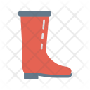 Boots Long Shoes Icon