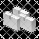 Long Boxes Icon