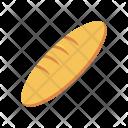 Long Bread Icon