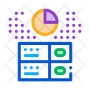 Long Data Storage Icon