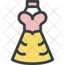 Long Dress Dress Gown Icon