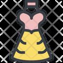 Long Dress Icon
