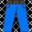 Long Pant Icon