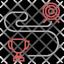 Long range planning Icon