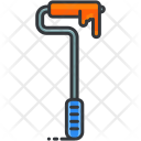 Long roller Icon