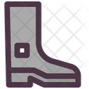 Clothes Ladies Shoes Ladies Boot Icon