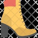 Women Long Shoes Icon