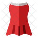 Long Skirt Skirt Clothing Icon
