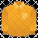 Male Shirt Tshirt Icon