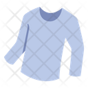 Long sleeve t shirt Icon