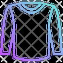 Long Sleeve Tee Icon