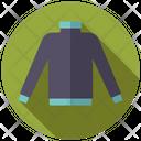 Turtleneck pullover Icon