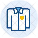 Long Sleeved Shirt Shirt Long Sleeved Icon