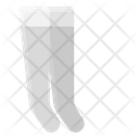 Clothes High Socks Ladies Sock Icon