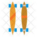 Longboard Icon