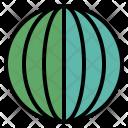 Longitude Time Zone Icon