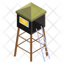 Lookout Tower Icon