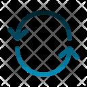 Loop Social Messaging Icon