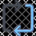 Loop Repeat Arrow Icon