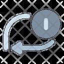 Loop Once Loop Once Icon