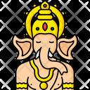 Lord Ganesha Icon