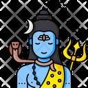Lord Shiva Icon