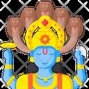 Lord Vishnu Icon