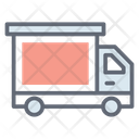 Lorry Delivery Truck Delivery Cargo Icon