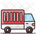 Lorry Logistic Truck Shipping Truck Icon