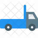 Lorry Truck Flatbed Icon