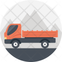 Lorry Delivery Truck Icon