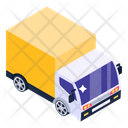 Lorry Vehicle Wagon Icon