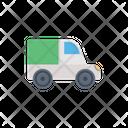 Truck Lorry Vehicle Icon