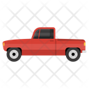 Lorry Truck Pick Up Delivery Truck Icon