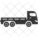 Lorry Truck Cover Van Icon