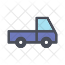 Lorry Truck Flatbed Truck Flatbed Icon