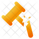 Lose Break Hammer Icon
