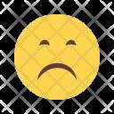 Loser Emoji Face Icon