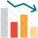 Graph Analysis Analytics Icon
