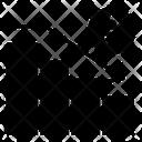 Loss Bar Graph Decrease Graph Icon