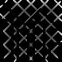 Loss Graph Decrease Graph Graph Icon