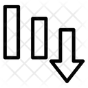 Loss Business Graph Icon