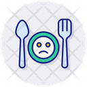 Loss Of Appetite Icon