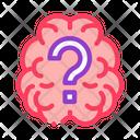 Human Brain Graphic Icon