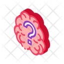 Human Brain Graphic Icon