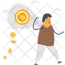 Lost Money Icon
