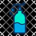Oil Shampoo Soap Icon