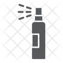 Lotion Spray Hairdressing Icon